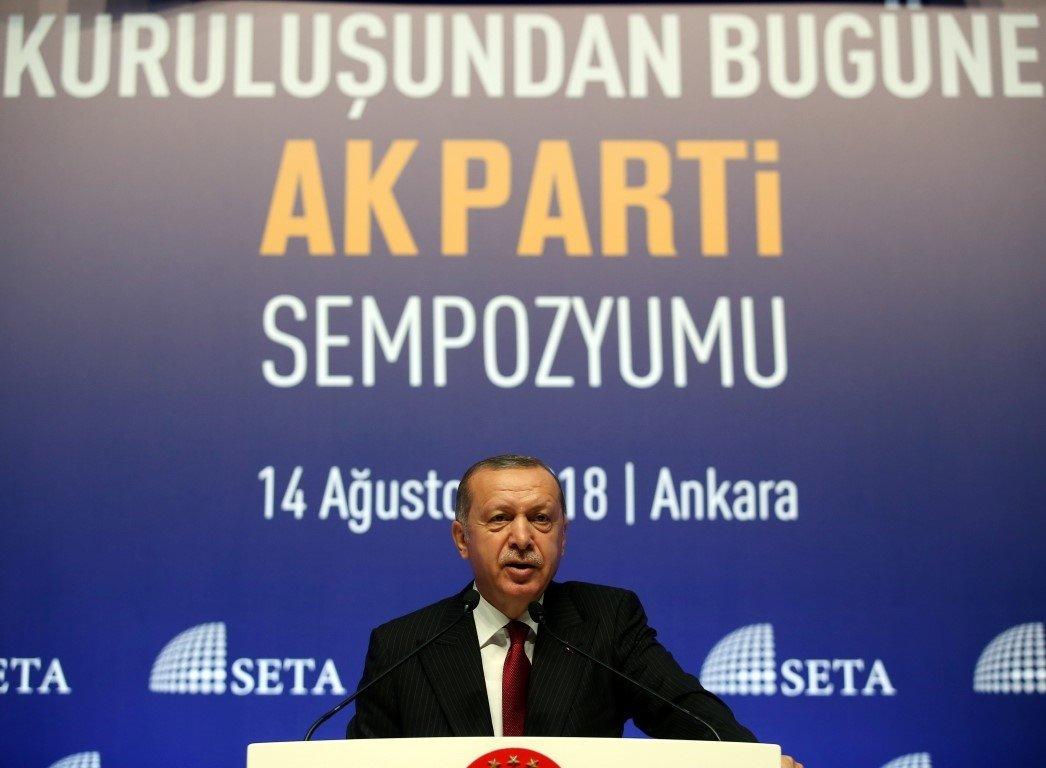Başkan Erdoğanın ABD kararı dünya basınında