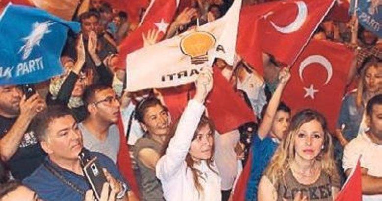 AK Parti 20'inci yaşını kutluyor