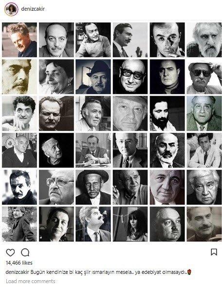 Ünlü isimlerin Instagram paylaşımları (21.06.2018)