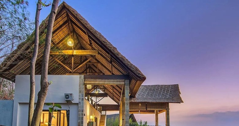 Nefes almak, tatil yapmak isteyenler buraya! İşte birbirinden güzel, rüya gibi evler...