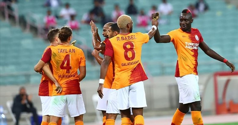Galatasaray İskoçya'da tur peşinde!