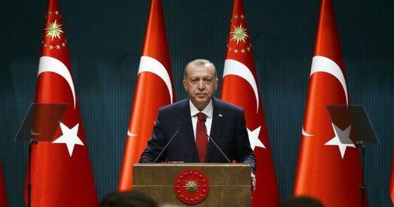 Başkan Erdoğan'dan 'yeni adli yıl' mesajı