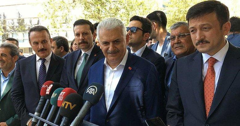 """Türk milletine tehdit sökmez"""
