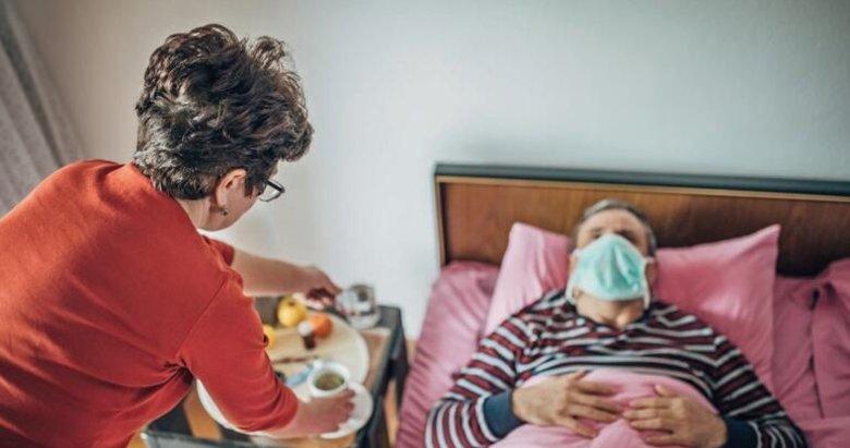 Koronavirüslü hastayla aynı evde yaşarken nelere dikkat edilmeli?