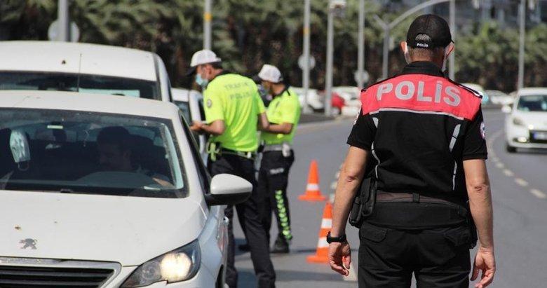 İzmir'de 'tam kapanma'da 14 bin kişiye 34 milyon TL ceza kesildi
