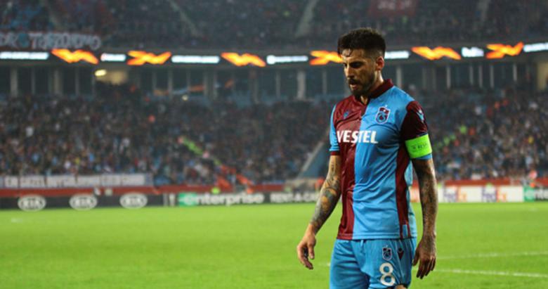 Trabzon'da hedef Novak ve Sosa