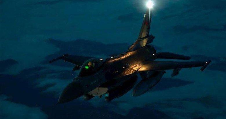 Irak'ın kuzeyi ve Şırnak'ta PKK'lı 7 terörist etkisiz hale getirildi