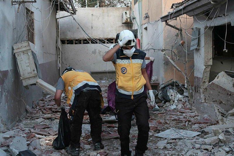 Terör örgütü YPG/PKK Afrin'e saldırdı: Onlarca ölü ve yaralı var