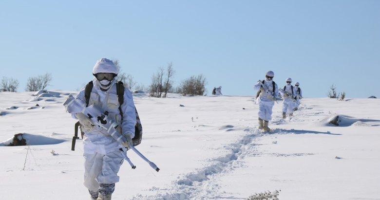 Şırnak'ta Kapan-5 Gabar Operasyonu başladı