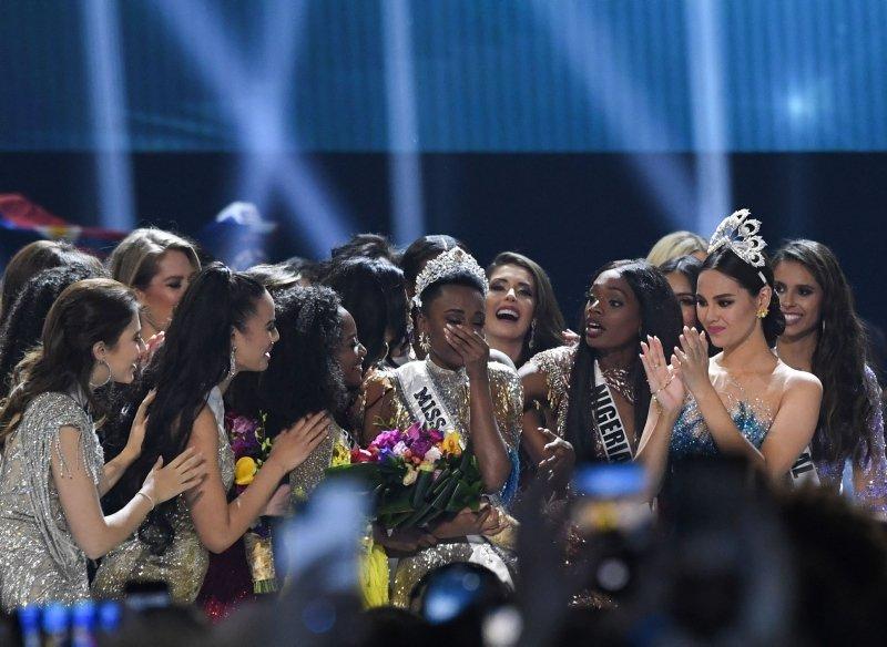 Miss Universe 2019 belli oldu! İşte kainat güzeli...