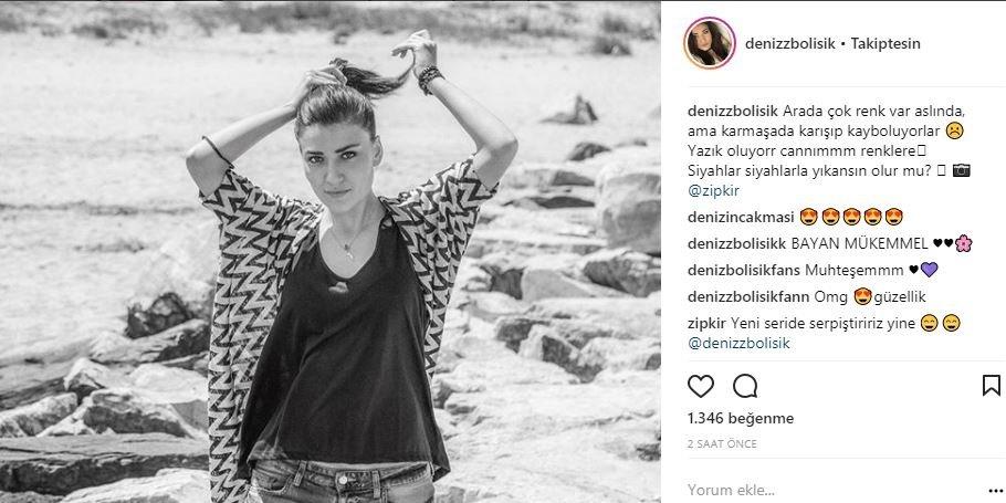 İşte ünlülerin Instagram paylaşımları