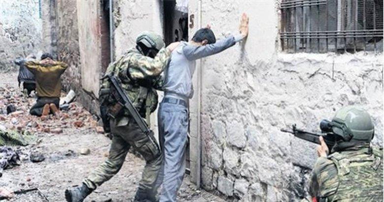 İçişleri Bakanlığı duyurdu: 5 terörist teslim oldu