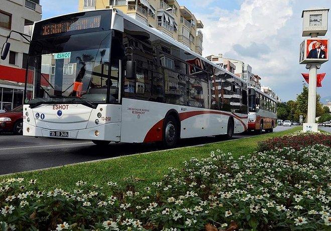 İzmirde otobüsler kaça kadar çalışacak?