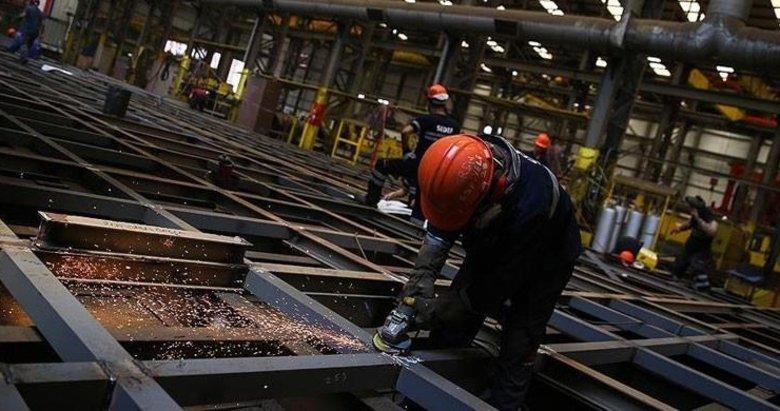 Haziran ayı sanayi üretim endeksi verileri açıklandı