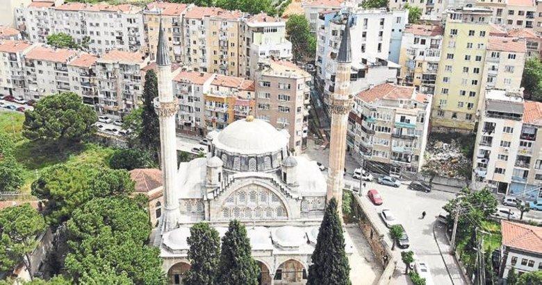 Mimar Sinan'ın deprem sütunları yüzyıllardır dönüyor