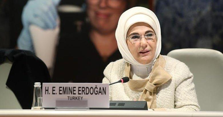 """Emine Erdoğan'dan """"İslam Sanatları Günü"""" paylaşımı"""