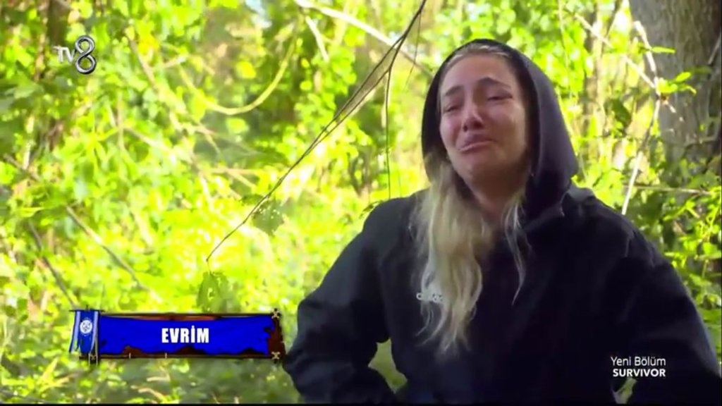 Survivor Evrim Keklik 'tuvalet' diyerek yalvarmıştı! Bu detayla şaşırttı