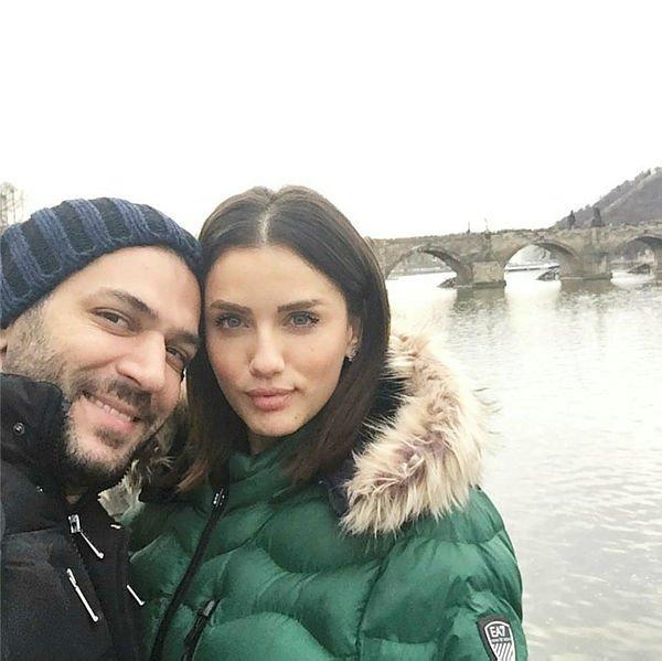 Murat Yıldırım eşi Imane Elbani ile nasıl tanıştı?