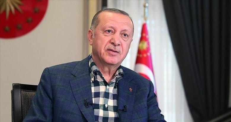 Başkan Erdoğan'dan AK Parti 81 il teşkilatıyla bayramlaşmada önemli açıklamalar