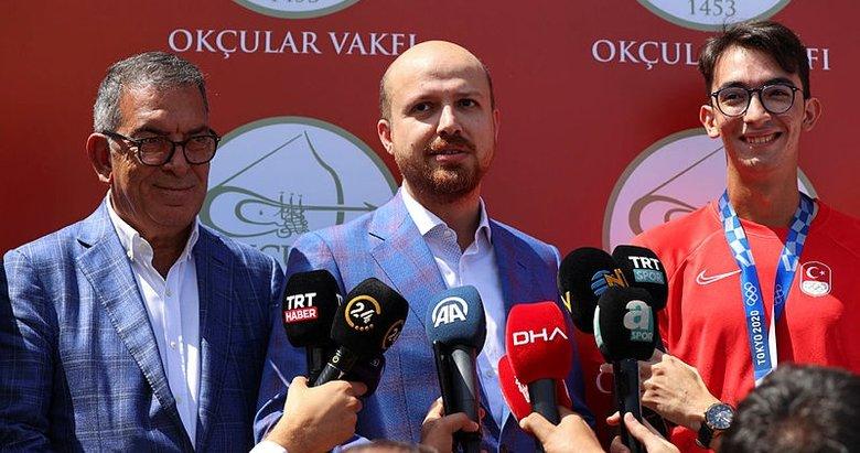 Bilal Erdoğan Türkiye'nin okçuluktaki başarısını değerlendirdi