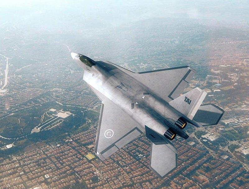 Milli Muharip Uçak Projesi'ne 'süper teşvik'