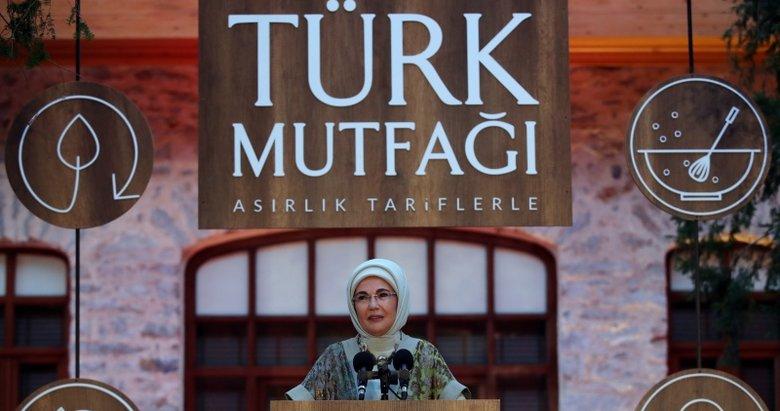 Türk mutfağı dünyada öncü bir yer edinecek