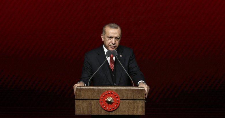 Başkan Erdoğan: 7 evladımız şehit oldu