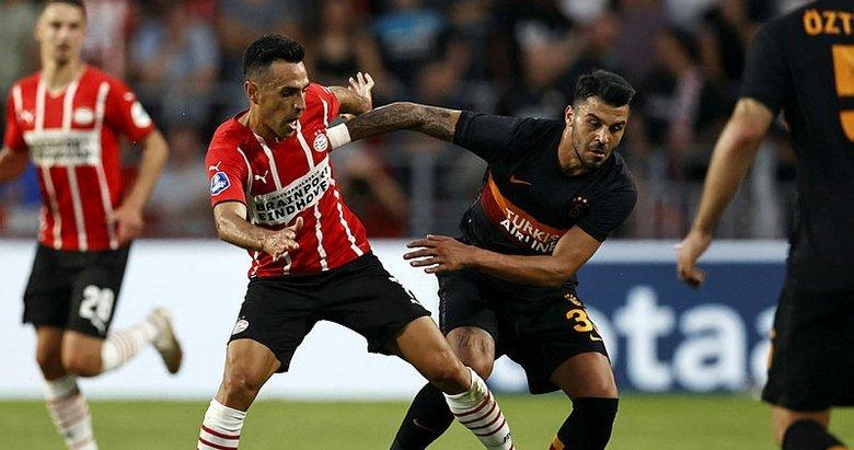 PSV 5 - Galatasaray 1 I MAÇ SONUCU
