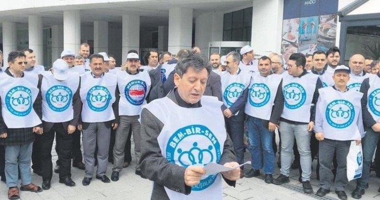 CHP'li belediyelerde işçi kıyımı başladı