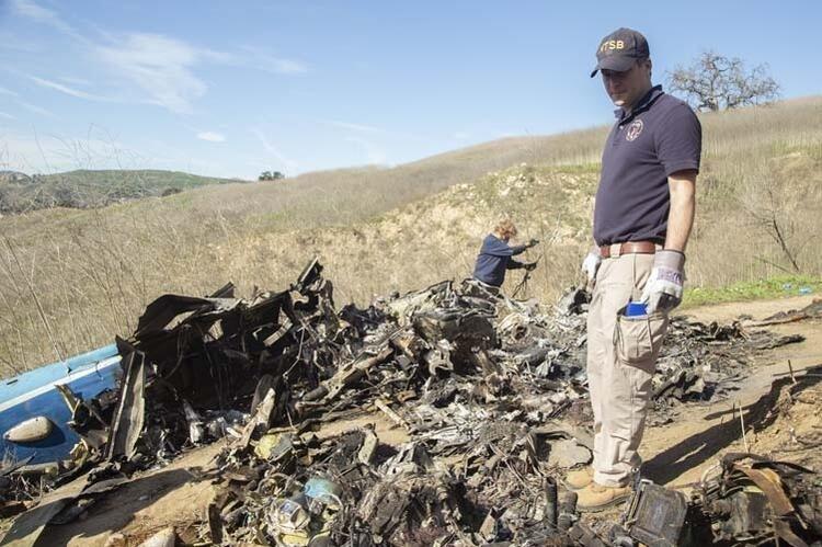 Kobe Bryant'ın hayatını kaybettiği helikopter kazasında ses kayıtları ortaya çıktı!