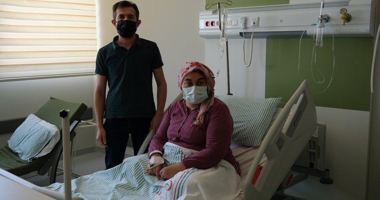 Aşı olmayan anne adayı koronavirüse yakalandı: 'Bu hale geleceğimizden haberimiz yoktu, pişmanım'