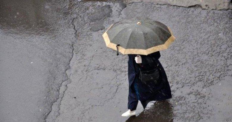 Meteoroloji'den bu iller için sağanak uyarısı! İzmir'de hava nasıl olacak?