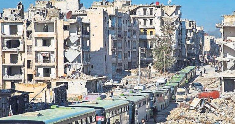 İdlib'in arkasında başka hesaplar var