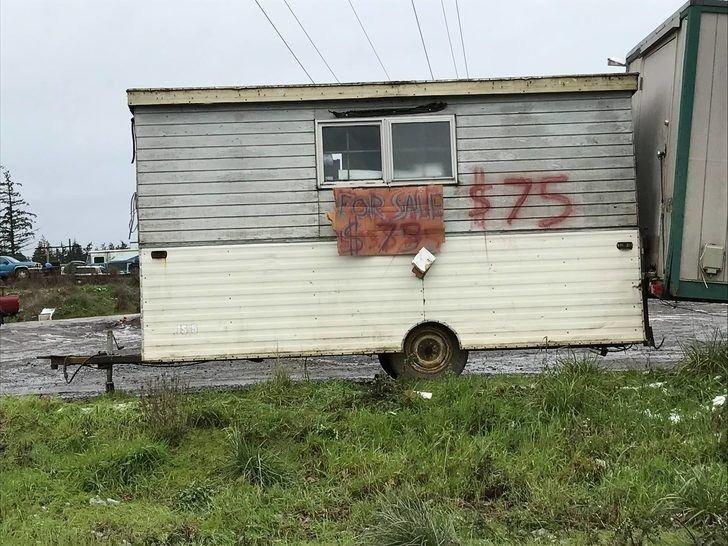 Kira vermek 'canına tak edince' kelepir fiyatına kendi evini yaptı!