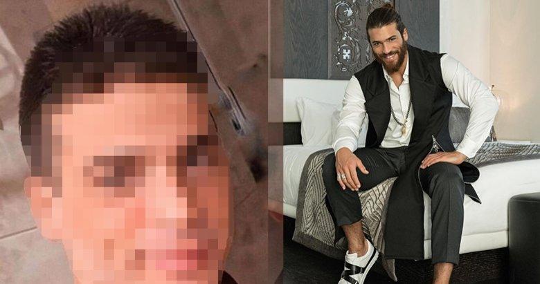 Can Yaman askerlik fotoğrafıyla gündem oldu! Can Yaman'ın sakalsız yeni hali sosyal medyayı salladı