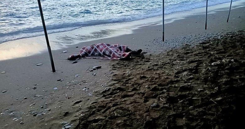 Sahilde bulunan cesedin sır perdesi aralandı; kaçak göçmen dramı çıktı