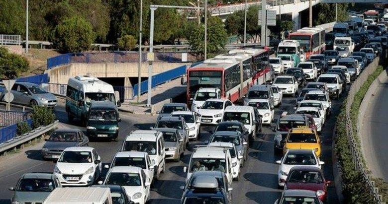İzmir'de kritik noktada 20 gün sürecek trafik düzenlemesi