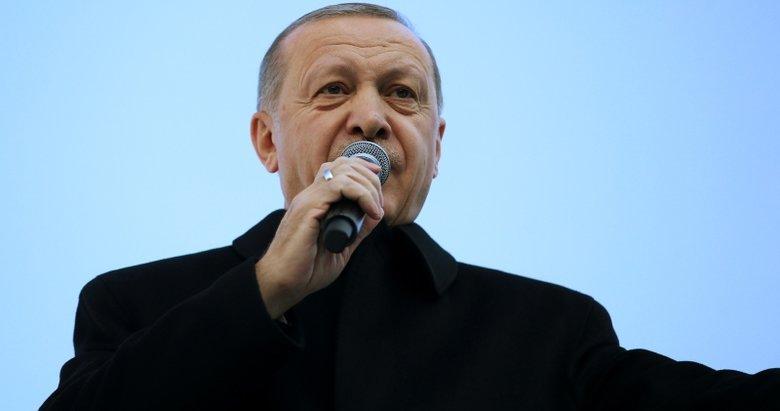Başkan Erdoğan Afyonkarahisar'a geliyor