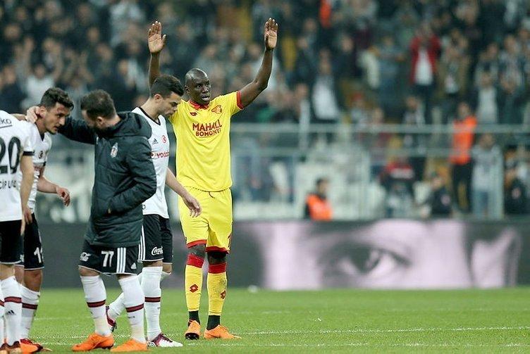 Demba Ba: En çok ben üzüldüm!