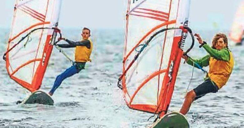 Artun Şenol Avrupa Şampiyonu