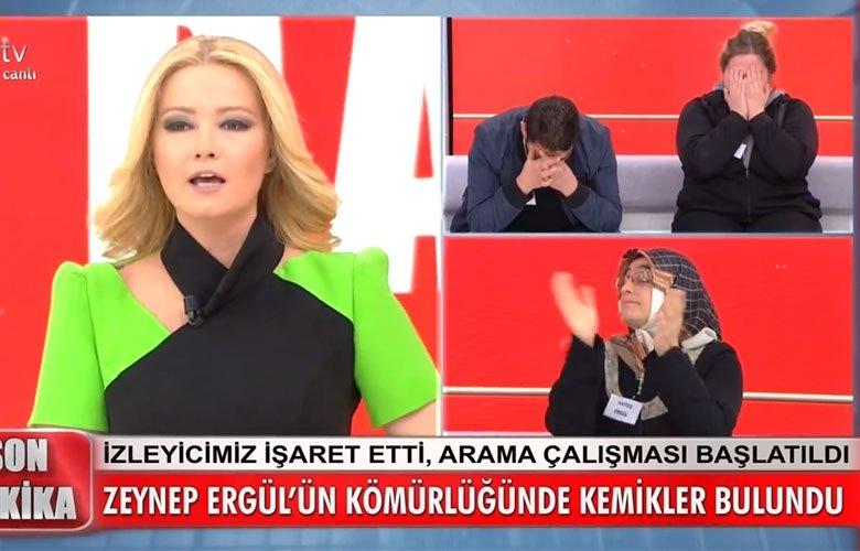 Müge Anlı canlı yayınında son dakika gelişmesi! Muharrem Elbay cinayetinde Zeynep Ergül tutuklandı!