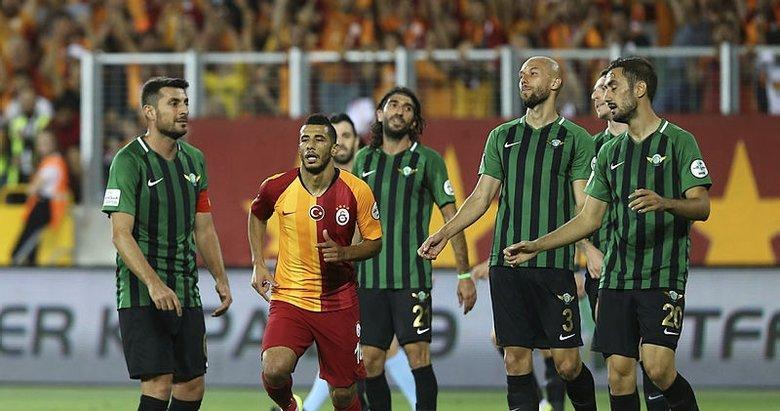 Akhisarspor'un sorunu gol