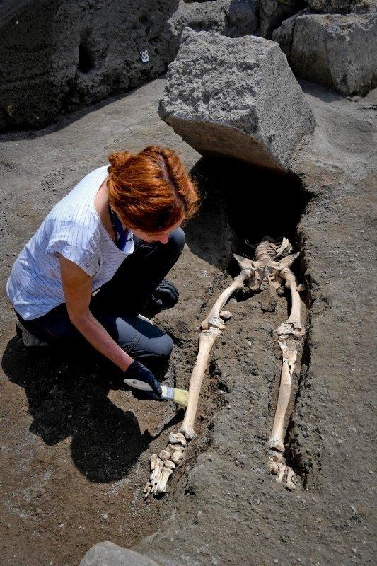 2 bin yıl önceki bahtsızlık ortaya çıktı!