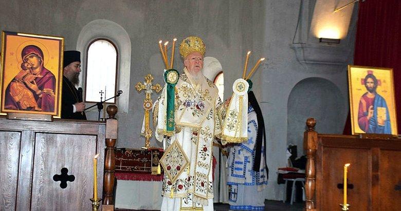 Bartholomeos, İzmire geliyor