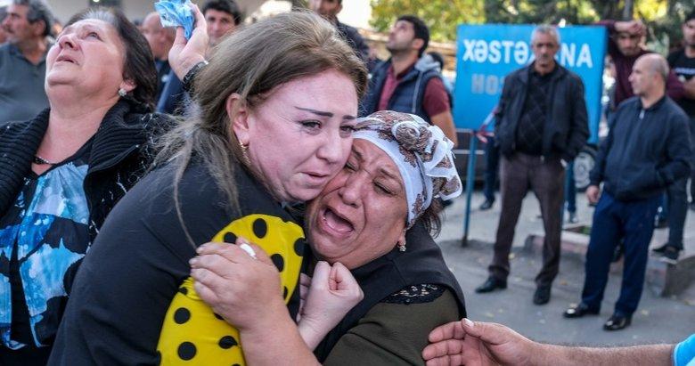 Terör devleti Ermenistan sivilleri uykularında vurdu!