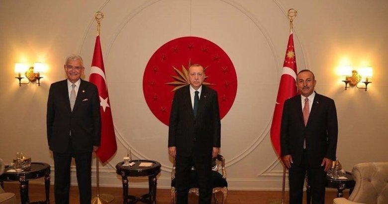 Volkan Bozkır BM 75. Genel Kurul Başkanı seçildi