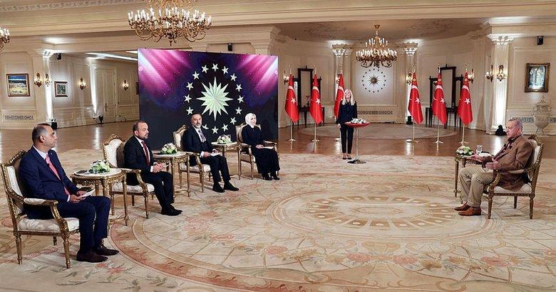 Son dakika: Başkan Erdoğan'dan gündeme dair önemli açıklamalar