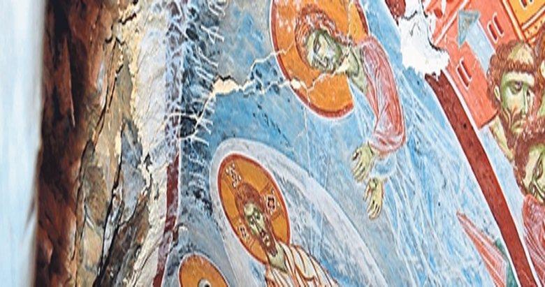 Sümela Manastırı'nın gizemi çözülüyor