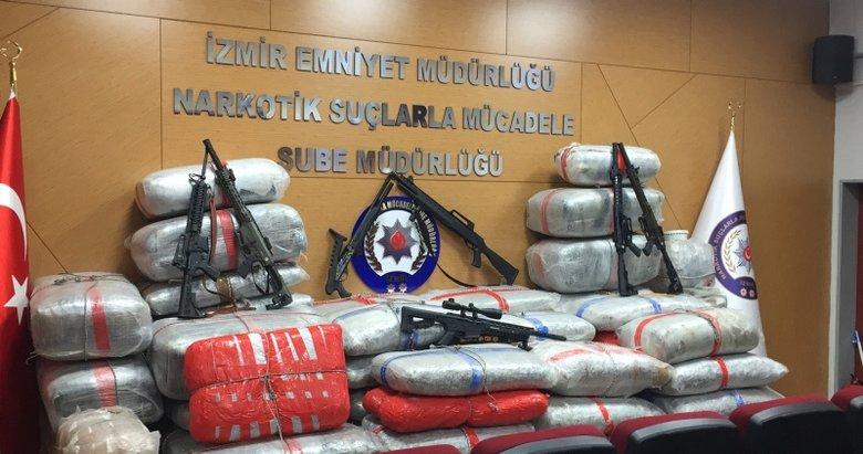 Avrupa'dan İzmir'e uzanıyordu! Türk polisi operasyonla deşifre etti