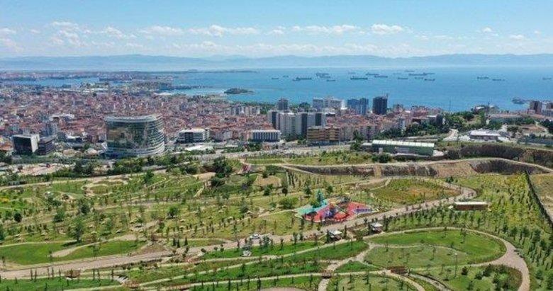 Millet bahçeleri Başkan Erdoğan'ın katılımıyla Çevre Günü'nde açılacak